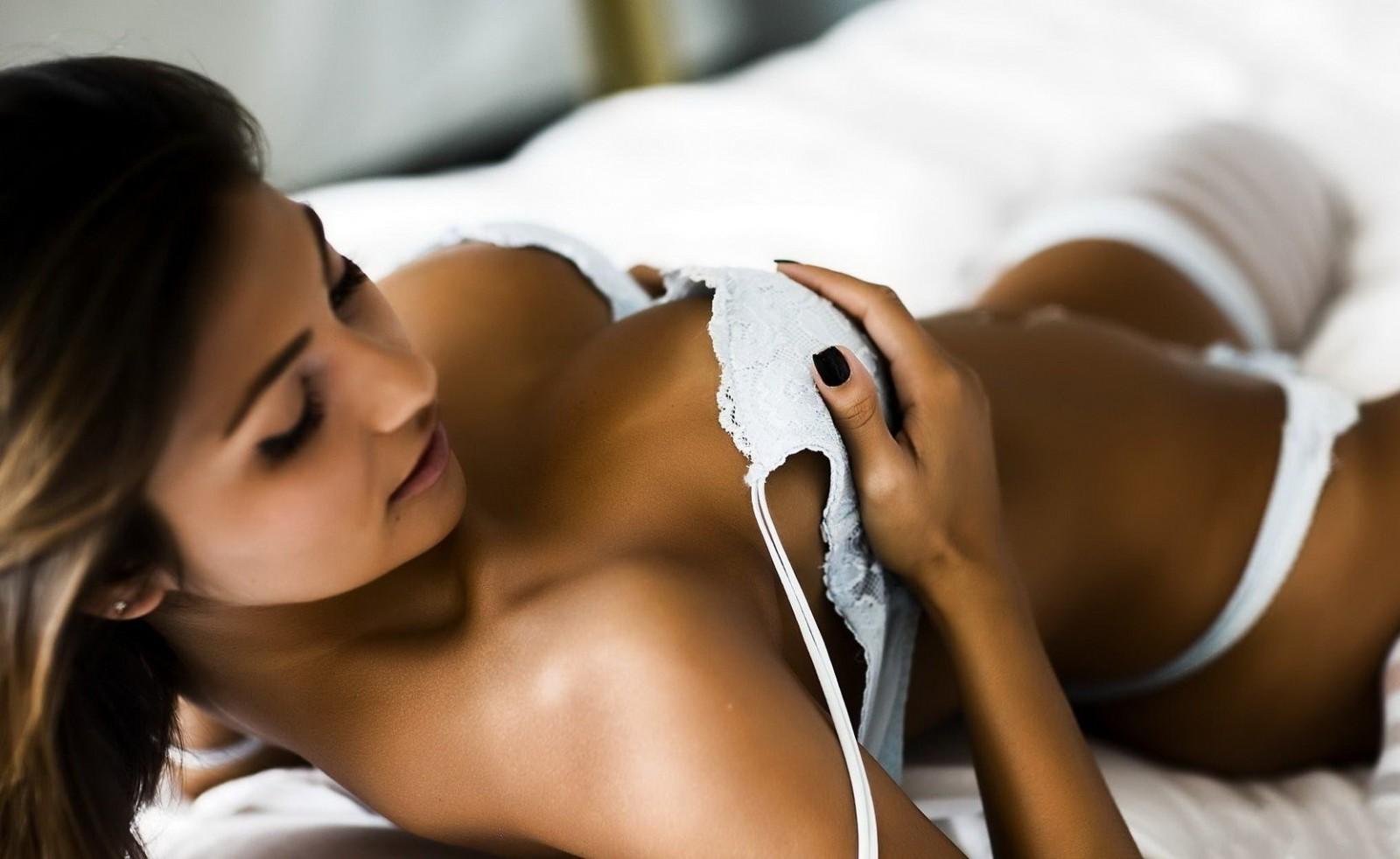 Шикарная силиконовая грудь