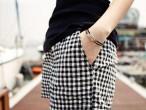 Соблазнительные летние женские брюки
