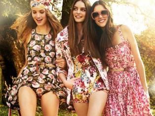 Цветочный принт – тренд сезона
