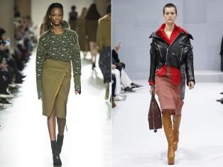 Хиты осенней и зимней моды: самое актуальное и интересное