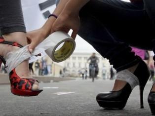 Как и кому носить туфли на высоком каблуке