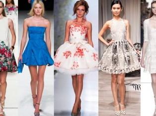 Как сшить платье на выпускной?