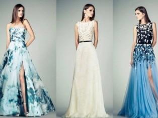 Лучшие платья для девушек на выпускной