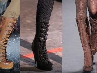 Модная обувь 2017-2017