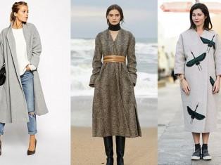Модное пальто весны 2012 года