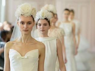 Неделя свадебной моды в Нью-йорке