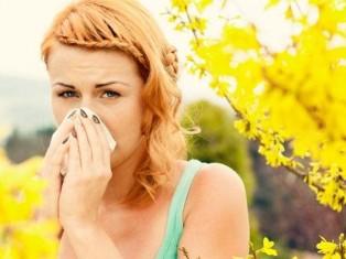 Пережить аллергию