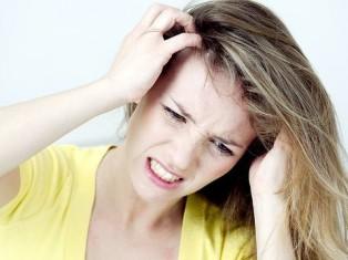 Причина нездоровых волос