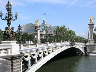 Пройдемся по Парижу