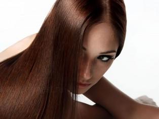 Твоим волосам хватает блеска?