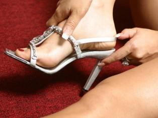 Высокие каблуки фото