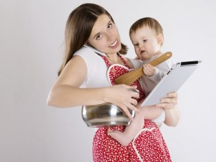 Заблуждения молодой мамы