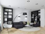 Точечные светильники в дизайне интерьера