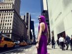 Женщина в большом городе
