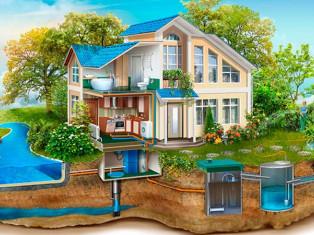 Бурение скважин для автономного водоснабжения