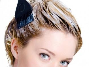 Избавляемся от седых волос путем окрашивания