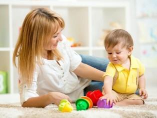 Как заниматься с детьми после года