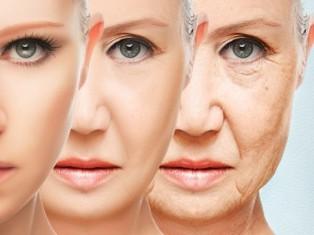 Когда кожа начинает стареть