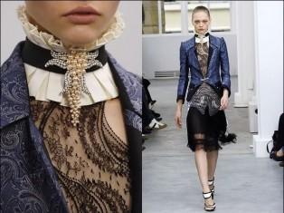 Красивая и модная одежда. Утонченность в деталях