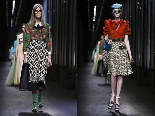 Красота и мода на подиуме Италии