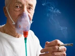 Курение причина бронхита