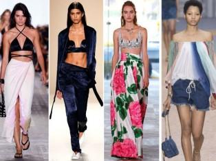 Мода весна-лето 2017. Аксессуары
