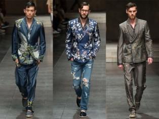 Мужская мода нового сезона