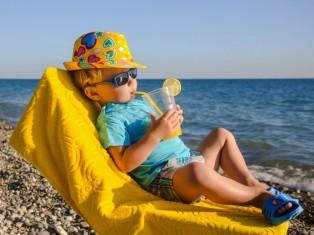 На какие курорты поехать с ребенком