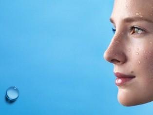 Обезвоженная кожа лица