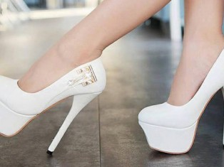 Обувь на свадьбу - выбираем быстро!