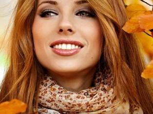 Осенние краски в макияже