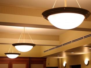Освещение для вашего холла