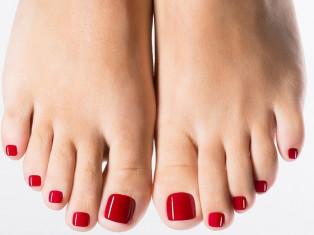 Борьба с сухими и ломкими ногтями ног