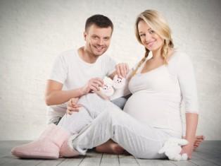 Семья в двух словах или беременный муж.